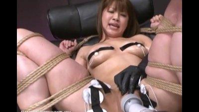Crazy Japanese BDSM Sex Rika 7