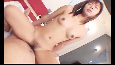 Teen slut Ai Nagase school girl hardcore sex