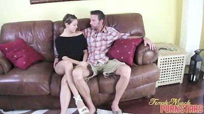 Goddess, Ashlee Chambers, Trains a Young Couple