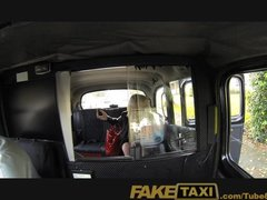 Preview 1 of Faketaxi Stunning Scottish Blonde With Great Tits And Body
