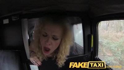 FakeTaxi Prague tourist does anal and deepthroat blowjob