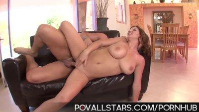POVAllstars Sara has some new dirty sex moves!
