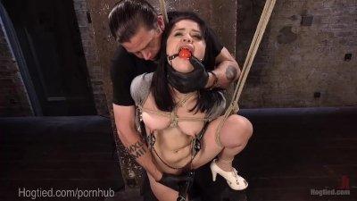 Sweet Slut Decimated By Brutal Torment