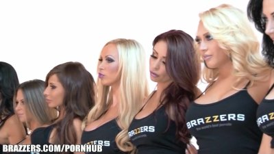 Brazzers 10 years Anniversary - Brazzers