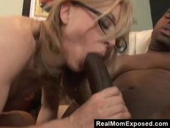 Preview 5 of Realmomexposed - Horny Milf Gets Double Penetrated