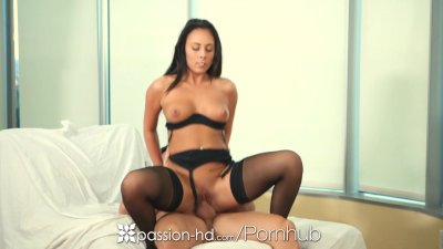 HD Passion-HD - Exotic Gianna Nicole loves to ride dick and taste cum