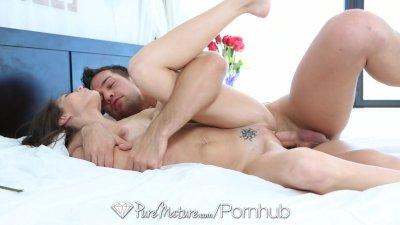 HD PureMature - Romantic morning sex for sexy babe Jenni Lee