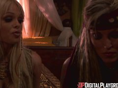 Preview 3 of Digital Playground- Jesse Jane And Janine In Final Scene Of Pirates 1
