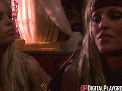 Preview 4 of Digital Playground- Jesse Jane And Janine In Final Scene Of Pirates 1
