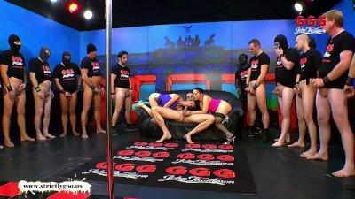 Pussy Cleanup 101 - German Goo Girls