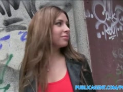 Preview 4 of Publicagent Hot Russian Loves Fucking In Public