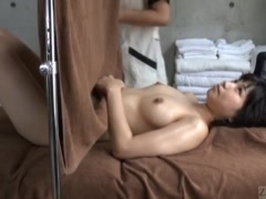 Preview 2 of Subtitled Cfnf Enf Japanese Lesbian Massage Clinic Oral Sex