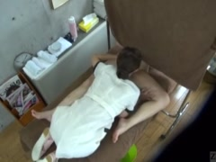Preview 7 of Subtitled Cfnf Enf Japanese Lesbian Massage Clinic Oral Sex