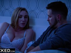 Preview 1 of Ebonyed Kendra Sunderland Interracial Obsession Part 3