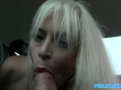 Preview 6 of Public Agent Vacationing Italian Babe Fucked In Car By Local