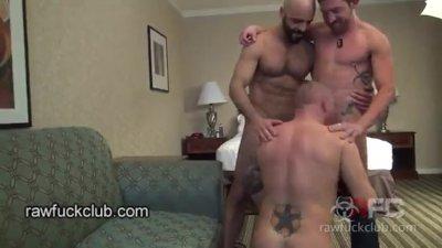Adam, Kevin, and Dallas