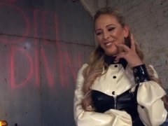 Preview 6 of Cherie Deville Is Your Host At The Hotel Divine.