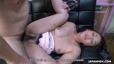 Sucking a dick then getting fucked in her soaking wet cunt