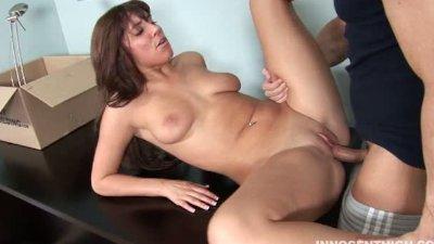 hot ass latin Bella Rey fucked hard by the school dean