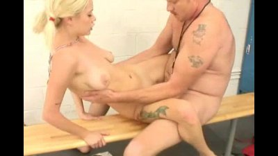 Champion athlete Kissy fucked hard by her coach