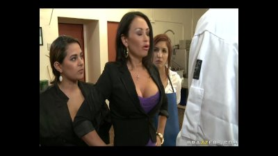 Bossy whore is dominated and fuck hard in her ass