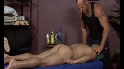 Giving An Erotic Massage