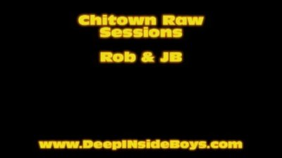 Chitown Raw Sessions Rob JB