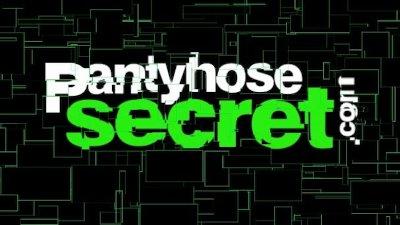 Hanessy pantyhose through nylo