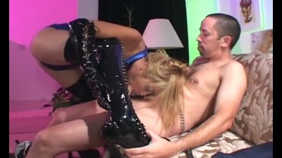 Compilation of latex boots and