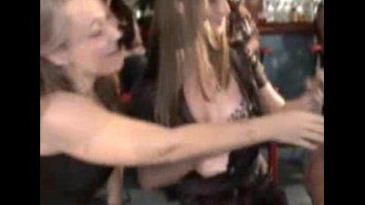 Party Girls Love Stripper Cocks