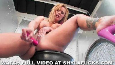 Shyla Stylez Sexy as Hell Solo