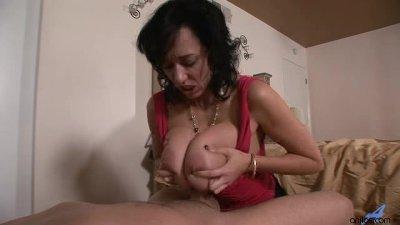 Busty Alia Janine Hardcore