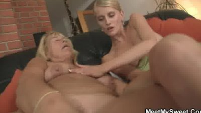 Pussy toying and cock riding a