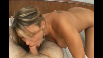 Blowjob with sticky finale