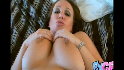 ExGF  Finger in Ass