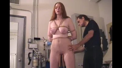 Catherine gets her pussy tormented