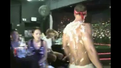 Horny Women Fucked By Strippers In Night Club Party
