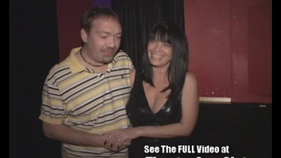 MILF Slut Gets Anal Creampies From Strangers In Tampa Porn Theate
