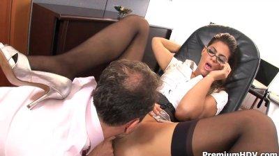 Sexy stockings Valetina Rossin