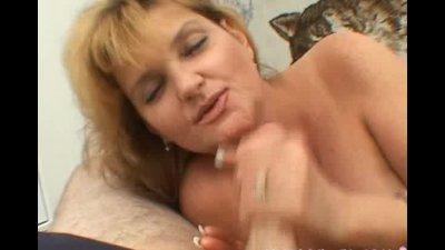 Big tits milf cheats on her hu