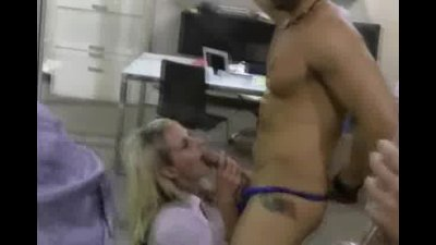 Horny And Drunk Housewives Party With Hired Cocks