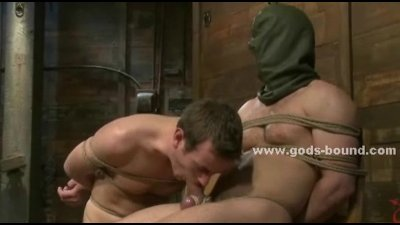 Gay sex slaves caught trying to escape