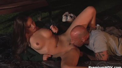 Kelly Kline fucked by her boyf