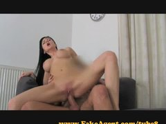 FakeAgent  Best tits ever and loves anal