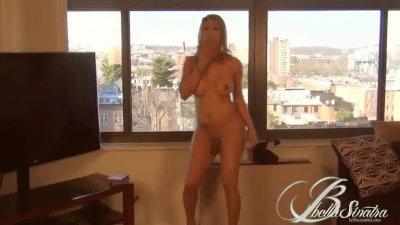 Dancing and Masturbating