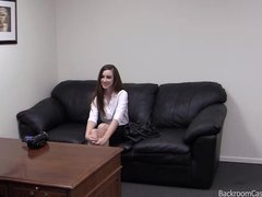 Preview 2 of Georgous Teen On Casting Couch