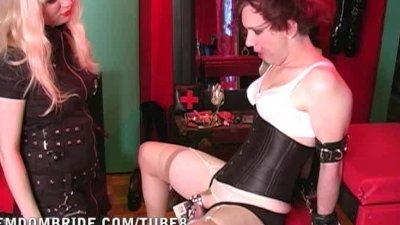 Dicklet Wax Torture