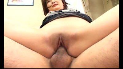 Junna Aikawa gets a nasty crea