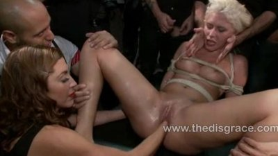 Katie Summers in an ultimate humiliation