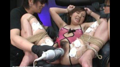 Japanese Bondage Sex Extreme BDSM Punishment of Ayumi Pt. 12